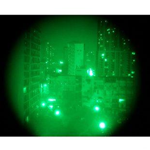 Build in China made Lindu optics Gen2+ tube night vision monocular night effect
